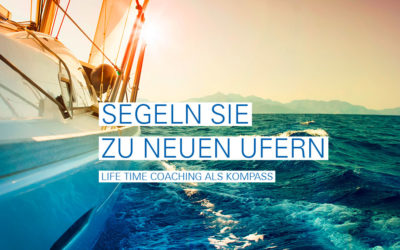 Ein Segeltörn bringt Klarheit – Coaching am Segelboot